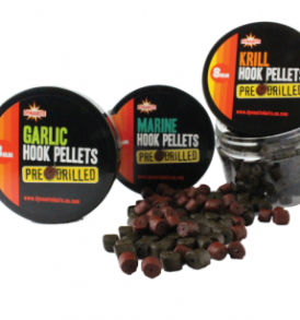 Pre Drilled hook Pellets